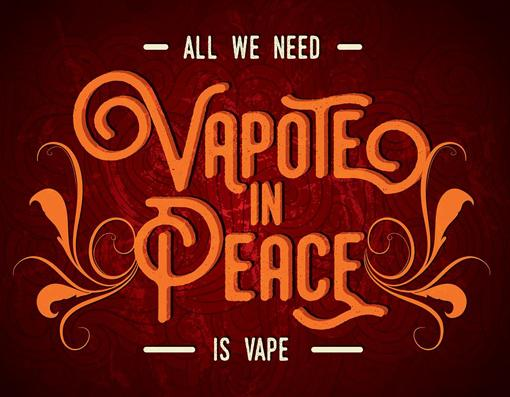 vapote in peace communication